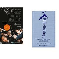 Combo 2 cuốn sách: Những Nốt Nhạc Tỉnh Thức + Câu Cá Trên Trời - Cách Biến Những Điều Không Thể Thành Có thể