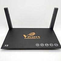 Android TV Box Vinabox X9 - Hàng Chính Hãng