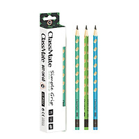Hộp 12 cây Bút chì gỗ định vị tay cầm CLASSMATE Simple Grip CL-PC632