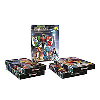 Combo 5 Boxset ( 16,17,18,19,20 ) Dũng Sĩ HesMan