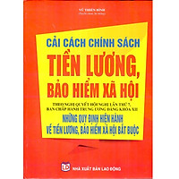 Cải Cách Chính Sách Tiền Lương, Bảo Hiểm Xã Hội