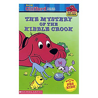 Clifford Big Red Reader: The Mystery Of The Kibble Crook (New)