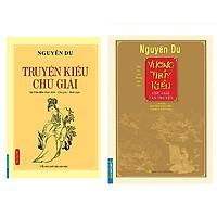 Sách Combo Truyện Kiều Chú Giải+Vương Thúy Kiều