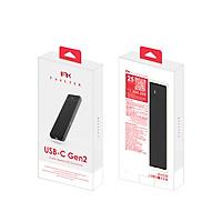 Hộp đựng ổ cứng M2 SSD USB-C 3.1 Gen2 Feeltek - Hàng chính hãng