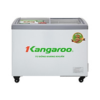 Tủ đông trữ Kem Kangaroo KG308C1 - Hàng chính hãng