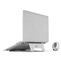 Giá Đỡ Macbook Nhôm Có Quạt Tản Nhiệt AP AP-1S