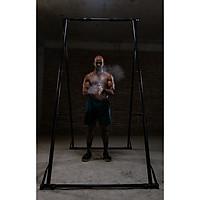 Xà Đơn Xếp Khánh Trình Dành Cho Người Cao Từ 1m40 - 1m80 Model KT1.1518 - Xà Đơn Tằng Chiều Cao- Xà Đơn Tập Stress Workout - Xà Đơn Hỗ Trợ Điều Trị Bệnh Xương Khớp - Thoái Hoá Cột Sống