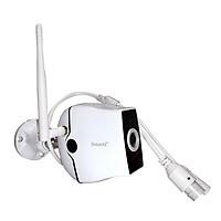 Hàng Chính Hãng - Camera IP SmartZ FX5 Ngoài Trời Full HD 1080P, Wifi, Kiểu Dáng Hiện Đại