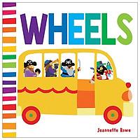 Baby Board Book Wheels