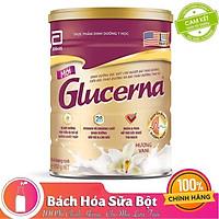Sữa Bột Abbott Glucerna GLVLA Dành Cho Người Đái Tháo Đường Và Tiền Đái Tháo Đường (850g) - Tặng Bình Lắc Giữ Nhiệt