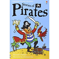 Usborne Young Reading Series One: Stories of Pirates