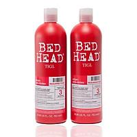 Bộ Dầu Gội và Xả Phục Hồi Tóc Tigi Bed Head Urban Antidotes Resurrection 750ml - Chính hãng