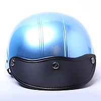 Mũ Bảo Hiểm 1/2 Chita (Xanh BP Sơn Bóng) - Size L
