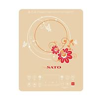 BẾP TỪ ĐƠN SATO STB-106 - Hàng Chính Hãng