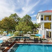 ÊMM Hotel 4* Hội An - Trung Tâm Phố Cổ, Buffet Sáng, Hồ Bơi Giữa Không Gian Xanh Mát