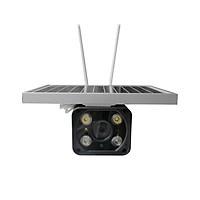 Camera Solar 1080P FULL HD 2.0MP 4G - Camera Giám Sát Năng Lượng Mặt Trời 1080P FHD 2.0MP 4G - Hàng Nhập Khẩu