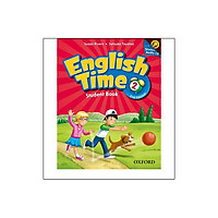 English Time 2 Student Book and Audio CD 2Ed