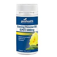 Thực phẩm chức năng Tinh dầu Hoa Anh Thảo Goodhealth Evening Primrose Oil 1000mg (70 viên) - Nhập khẩu New Zealand