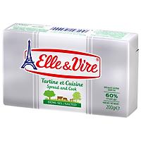 Bơ mặn Elle&Vire 200g 60% béo