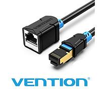 Cáp mạng Cat6 SFTP nối dài 1m chính hãng Vention (Black) – IBLBF