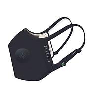 Khẩu trang thời trang cao cấp Soteria Black ST1091 - Khẩu trang vải hoạt tính [size S,M,L] Van Đen
