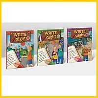 Write Right 123 - Luyện viết Tiếng Anh mọi chủ đề cho học sinh cấp 1