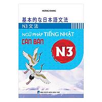 Ngữ Pháp Tiếng Nhật Căn Bản N3