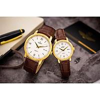 Đồng hồ Cặp Dây Da SRWATCH SG3002.4602CV-SL3002.4602CV
