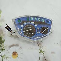 Đồng hồ cơ dành cho xe máy SIRIUS có Báo tốc độ di chuyển của xe bằng đồng hồ kim (hệ cơ) - G400