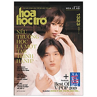 Hoa Học Trò Số 1323 - Tặng Kèm Fanbook BEST OF V-POP + MegaPoster