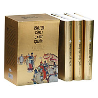 Bộ Hộp Đông Chu Liệt Quốc (Trọn Bộ 3 Tập) - Tặng Kèm Sổ Tay
