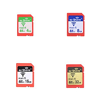 EZ share WiFi Share Memory SD Card Wireless Camera Share Card SDHC Flash Card Class 10 32GB for Canon/Nikon/Sony