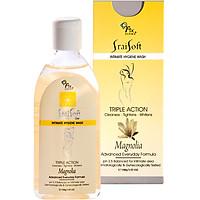 Gel vệ sinh phụ nữ Fixderma Srai Soft Gel – Magnolia (Hương Hoa Mộc Lan) (100g)
