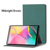 Bao da vải dành cho Samsung Galaxy Tab A7 Lite hiệu X-level - Hàng chính hãng