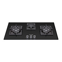 Bếp 3 Gas Âm Malloca AS9503B - Hàng Chính Hãng