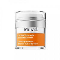 Kem Thải Độc Ban Đêm Với Chiết Xuất Tế Bào Gốc Murad City Skin Overnight Detox Moisturizer 50ml