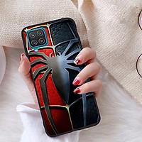 Ốp lưng dành cho Samsung Galaxy A12 viền dẻo TPU bộ sưu tập Siêu Anh Hùng - Hàng chính hãng