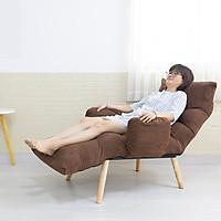 Ghế xếp thư giãn, ghế ngủ trưa văn phòng , ghế nằm tựa lưng cho bà bầu và người già