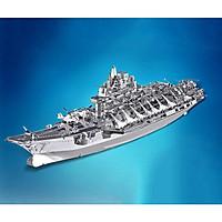 Mô hình thép 3D tự ráp tàu sân bay Liaoning CV-16