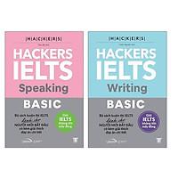 Combo Hackers IELTS Basic - Speaking + Hackers IELTS Basic - Writing