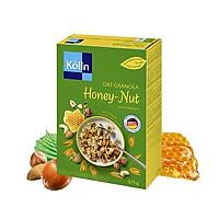 Ngũ cốc yến mạch mix các loại hạt, mật ong Kolln 375g