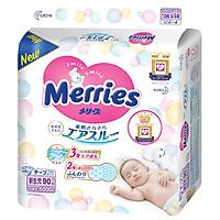 Bỉm Merries loại tã quần, size L50 (L44 + 6) cộng miếng (44 + 6 miếng) (cho bé 9-14kg hoặc trẻ từ 8-30 tháng tuổi)- Hàng nhập khẩu từ Nhật Bản, hàng chính hãng từ nhà sản xuất KAO - NB96