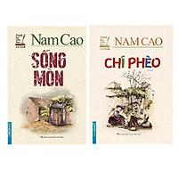 Combo Sống Mòn và Chí Phèo - Nam Cao Danh tác văn học Việt Nam (Bìa cứng) tặng sổ tay
