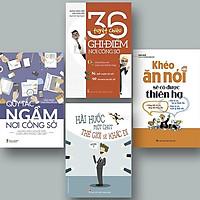 Sách: Combo Nghệ Thuật Ứng Xử Nơi Công Sở (4 CUỐN QUY TẮC NGẦM+KHÉO ĂN NÓI+ HÀI HƯỚC 1 CHÚT+ 36 TUYỆT CHIÊU)