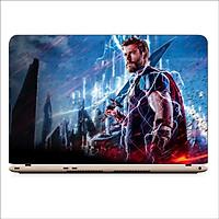 Miếng Dán Skin In Decal Dành Cho Laptop - Thần Sấm Thor 2
