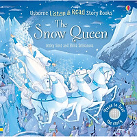 Listen and Read Story Books : The Snow Queen