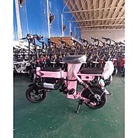 Xe điện mini theli A2 cho mẹ và bé