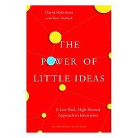 Harvard Business Review: The Power Of Little Ideas