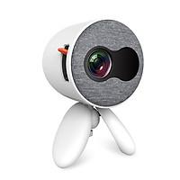 Máy Chiếu Di Động Yg220 Led Mini Projector 480 * 272 Pixels Hỗ Trợ 4K 1080P Full Hd Android Beamer Tv Usb Av Tf Card