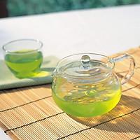 Bình trà thủy tinh kèm lưới lọc Hario 450ml